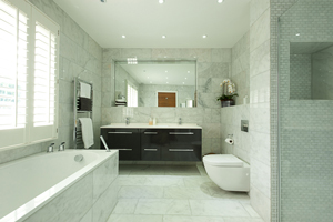 Bathroom refurbishment design installation expert crew Bathroom design company london