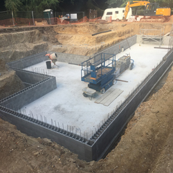 Expert Crew Basement Excavation, Construction and Conversion Specialise in London