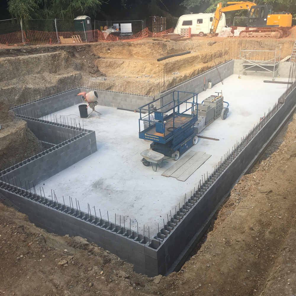 basement excavation construction or conversion company in london