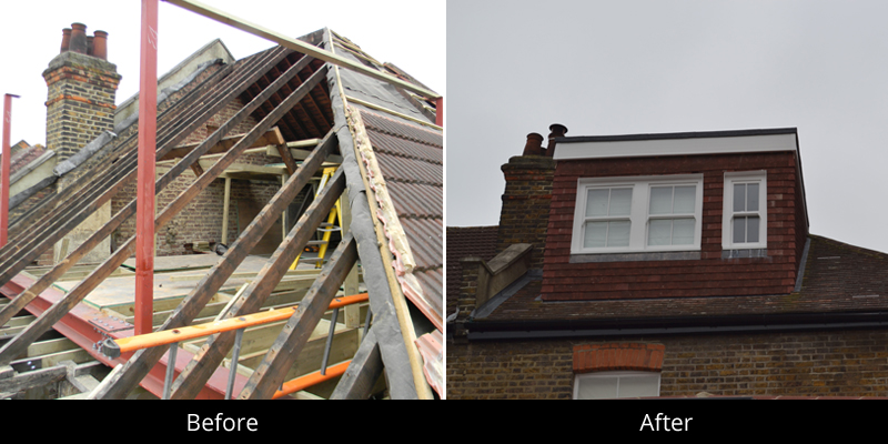 loft conversion rear extension and full home
